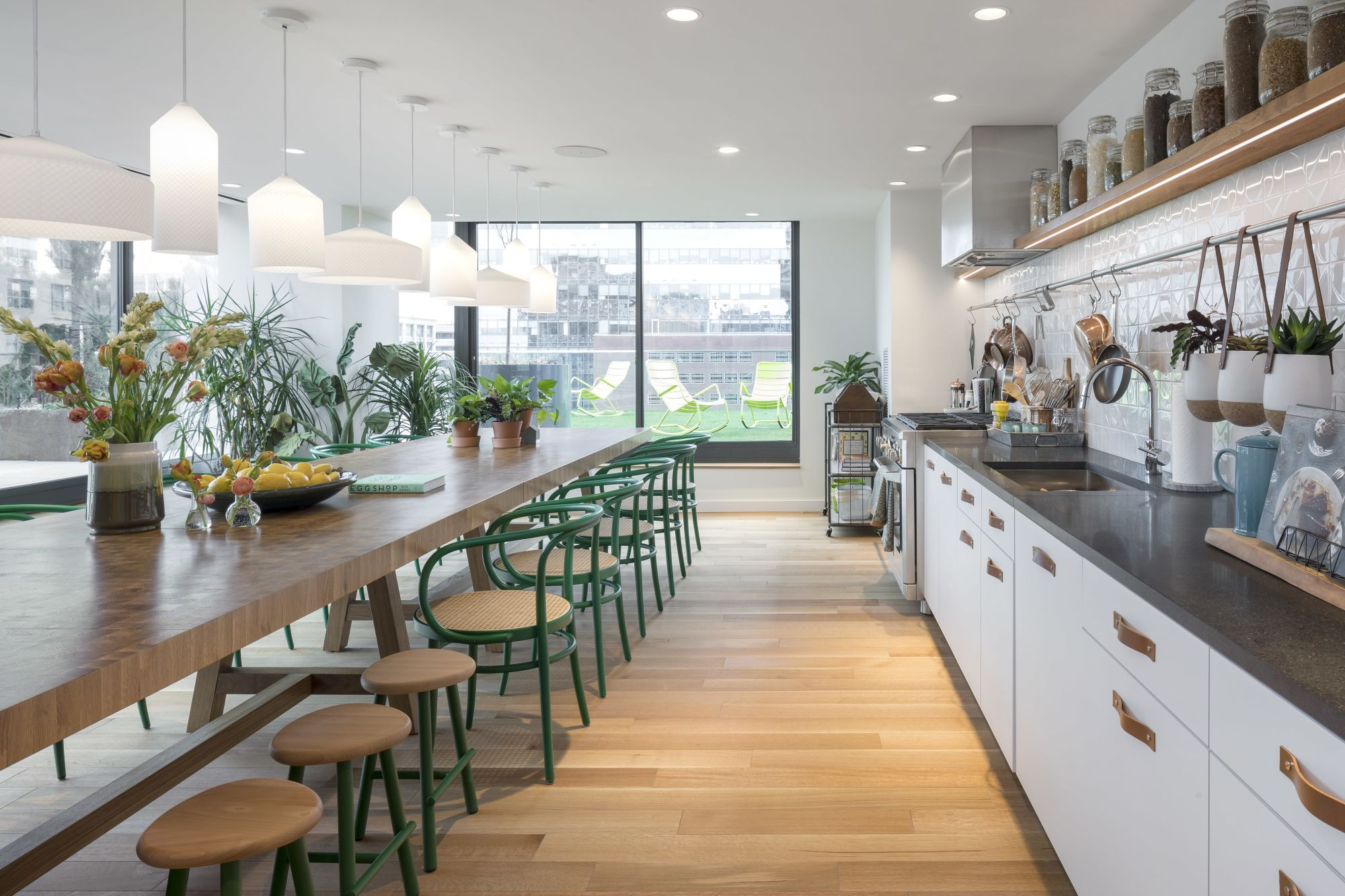 Amenities at Urby, Jersey City